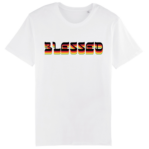 T-Shirt Blessed