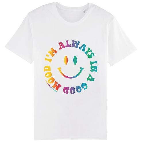 T-Shirt Smiley Multico