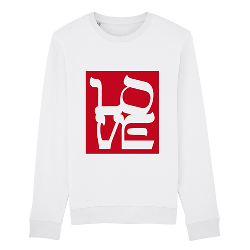 Sweat-Shirt Love New York Encadré