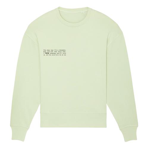 Sweat-Shirt Loose Imagine