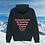 Thumbnail: Hoodie Noir Stations de Ski