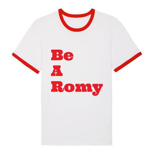 T-Shirt Be a Romy Velours