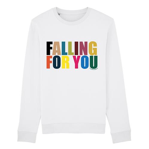 Sweat-Shirt Falling For You