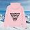 Thumbnail: Hoodie Rose Stations de Ski