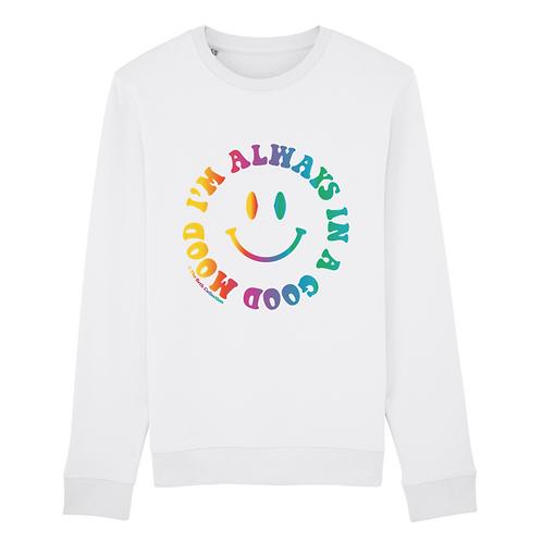 Sweat-Shirt Smiley Multico