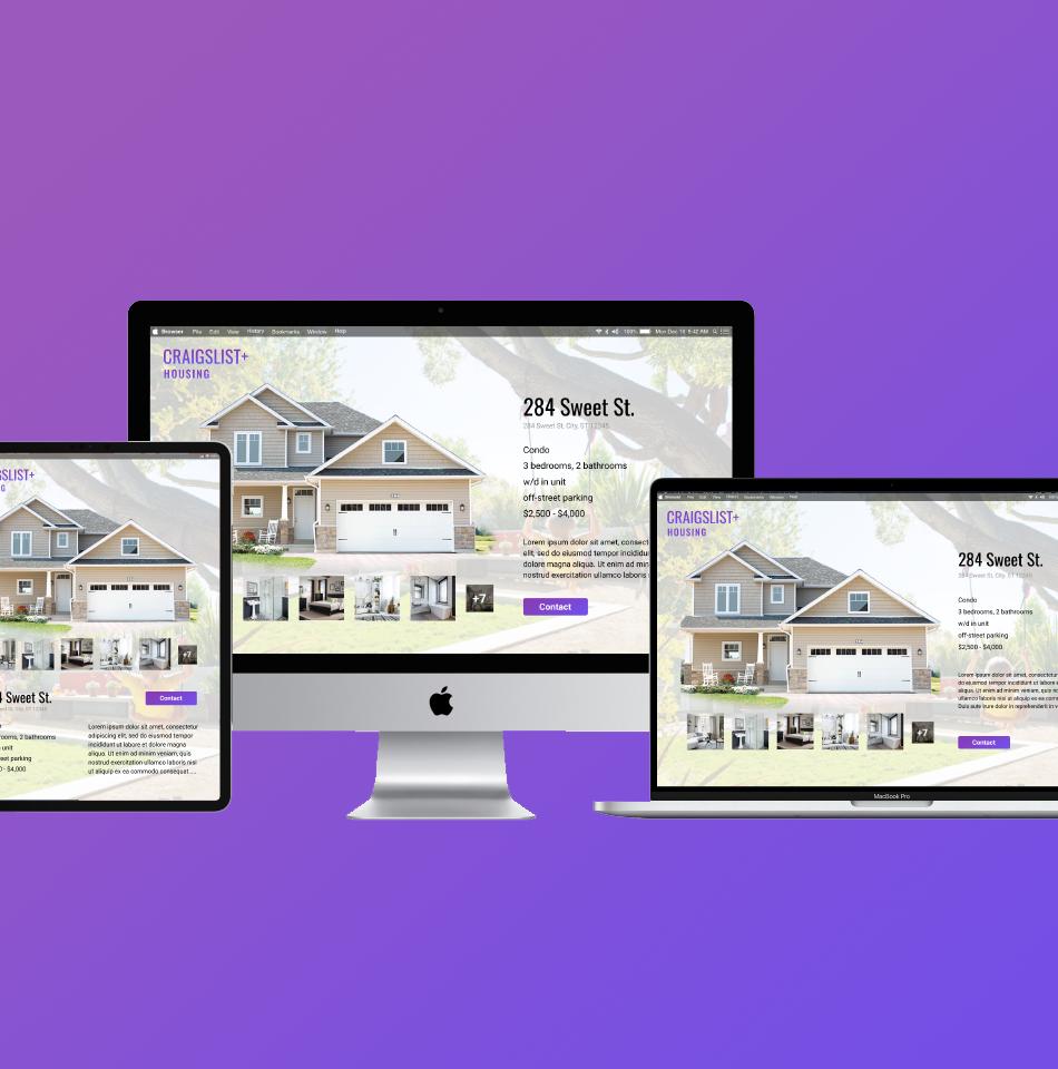 Craigslist Housing (2019)