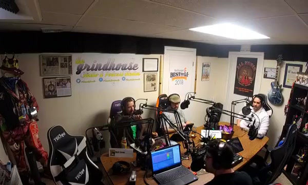My First Interview in 2019 on It Came From the Radio