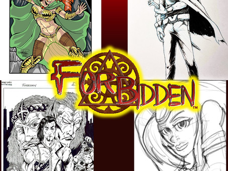 Forbidden© Fan Art