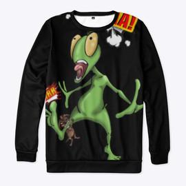 Doodie vs Herman™ Sweatshirt $37.99