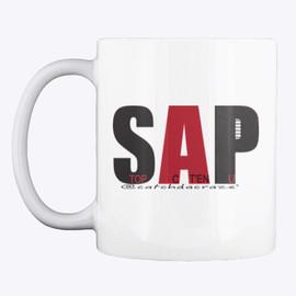 Stop Acten Up™ Coffee Mug $14.99