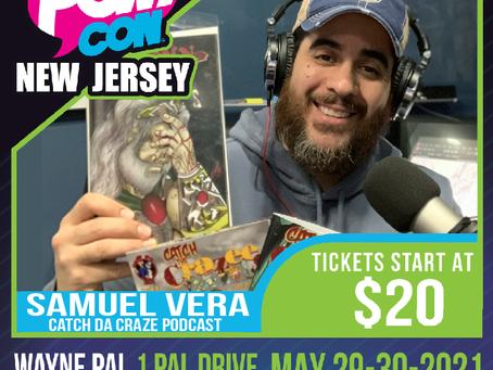 Samuel Vera to appear at PowCon