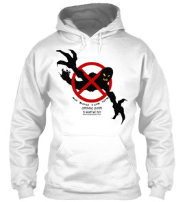 No Boo for you™ Hoodie $35.48