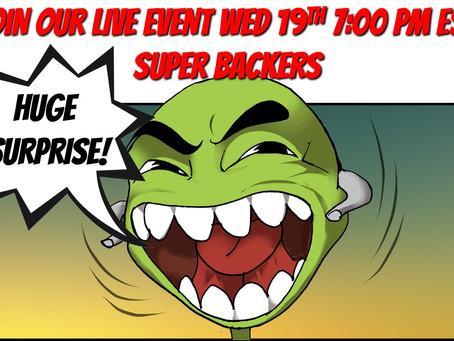 Super Backer Gift Announcement