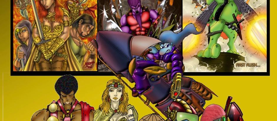 Samuel Vera  Debuts Comics and Kids eBooks works by Samuel Vera on Amazon & B&N Subtitle