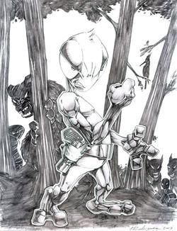Fan Art by Hector Rodriguez