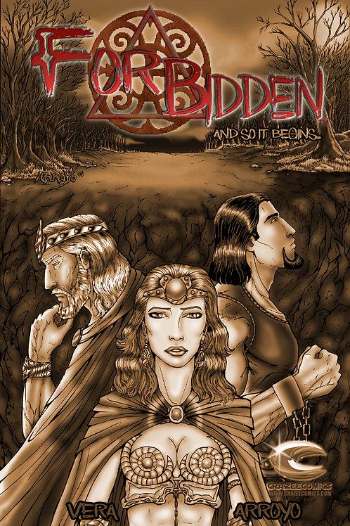 Forbidden© Issue #1