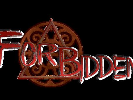 Forbidden© on Indiegogo