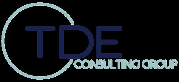 TDE Consulting Group_Logo_RGB-NAVY & LIG