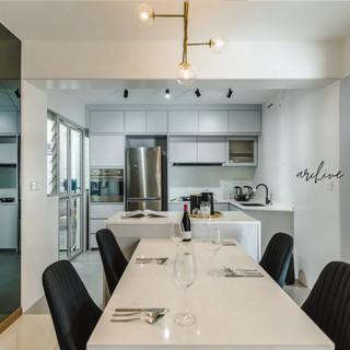 Bidadari Kitchen Dining