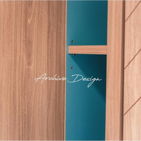 Highline cabinet close up