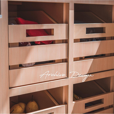 Amber suites Kitchen close up