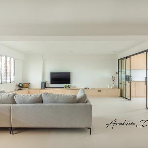 Chai Chee Living Room