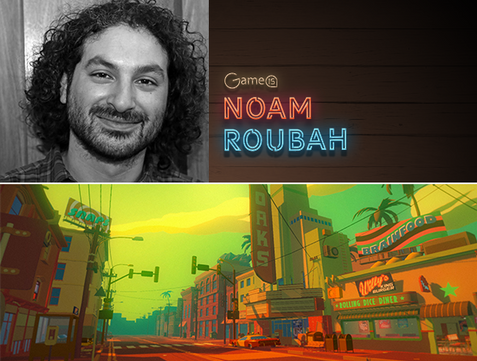 Noam Roubah