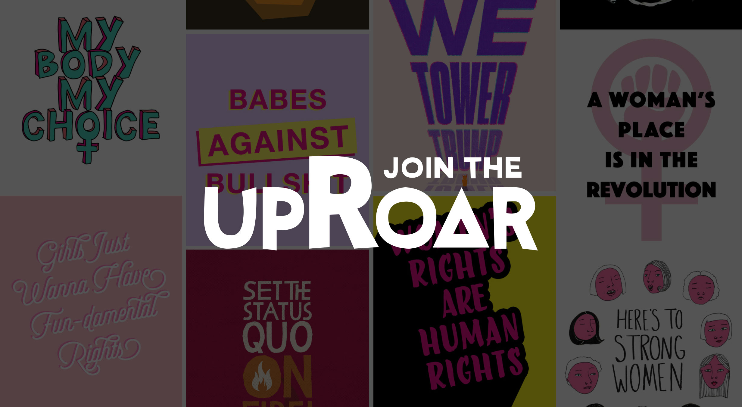 Join The Uproar
