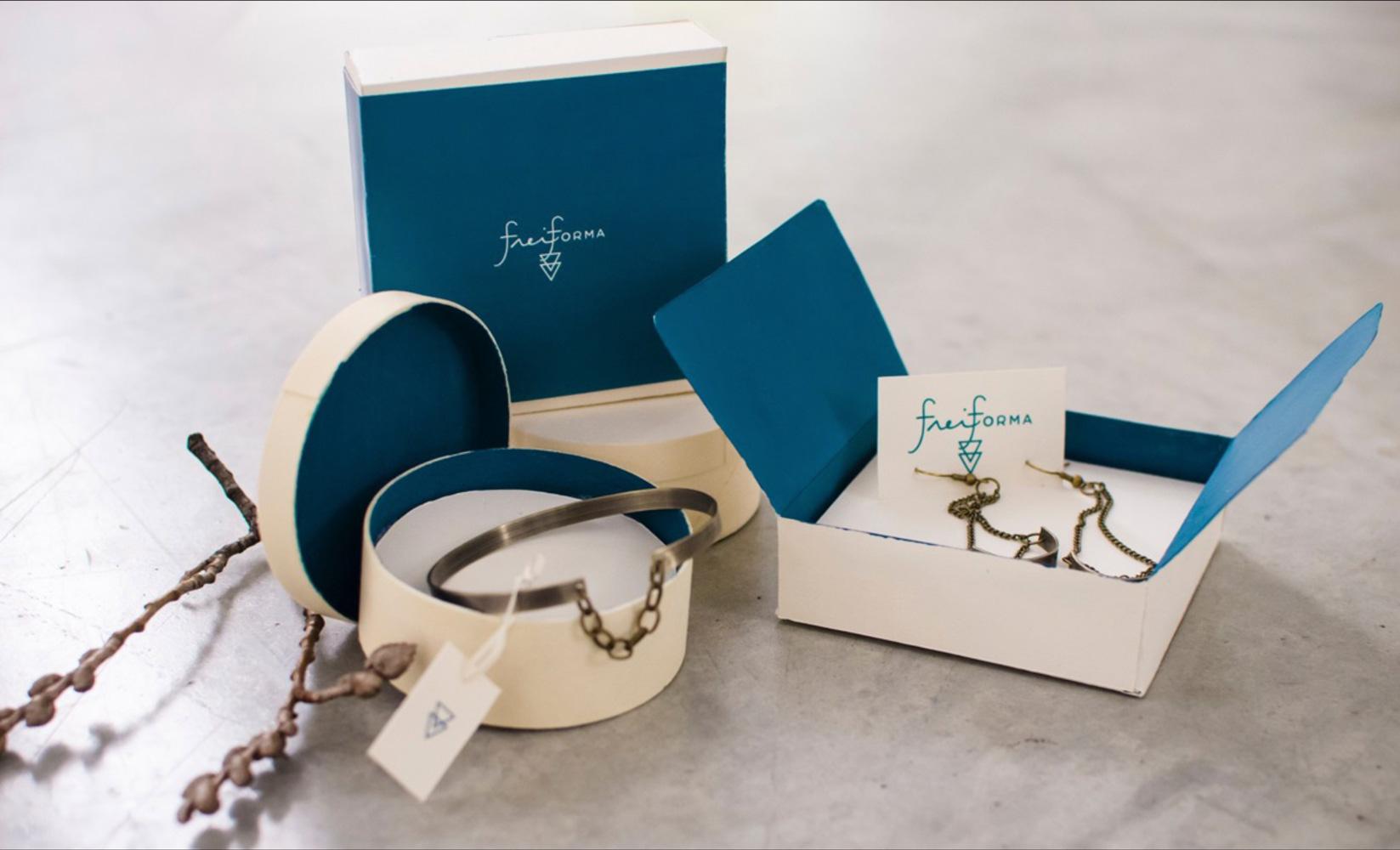 Frei Forma Jewelry