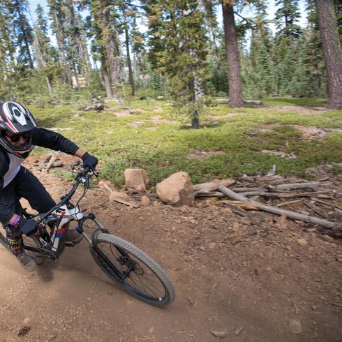 High Fives Northstar Mtn Bike Camp 2018