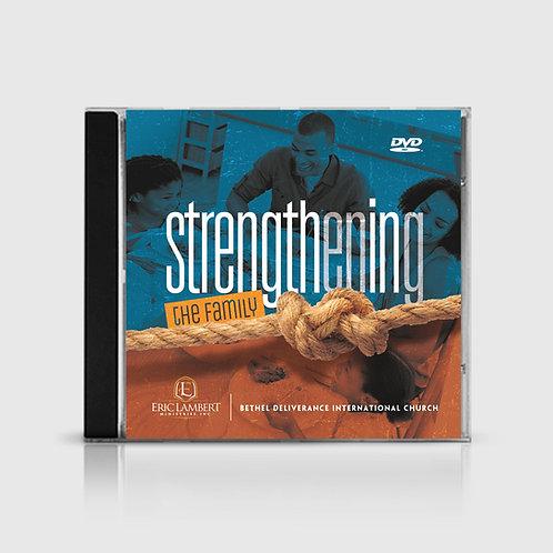 CD | Strengthening the Family: 4 Part Series