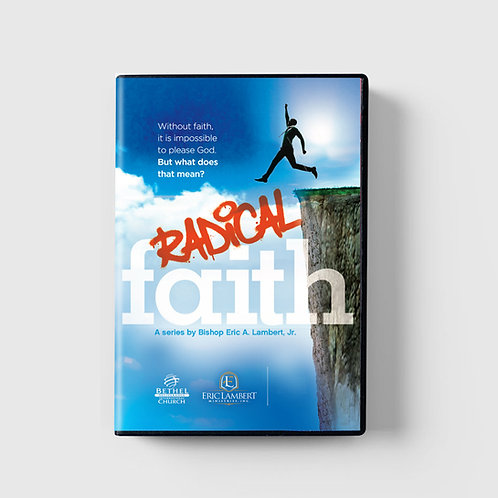 DVD | Radical Faith: 4 Part Series