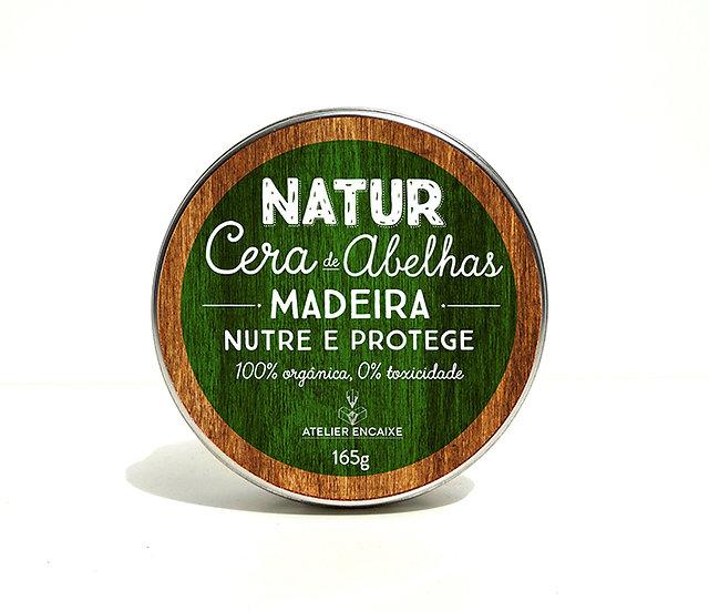 Cera de Abelhas Natur Madeira