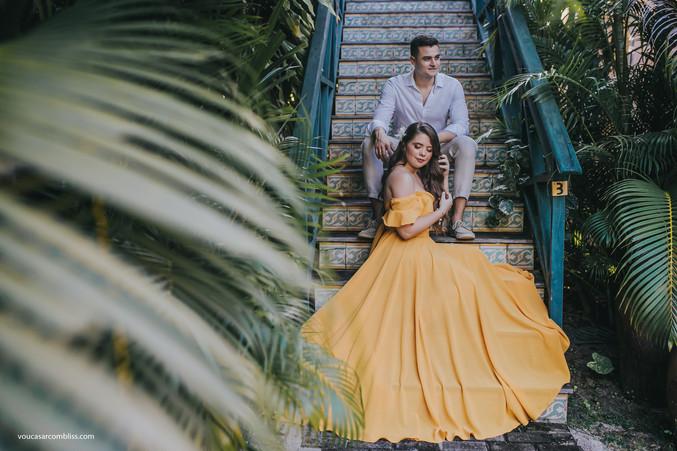 Ensaio - Mari + Felipe