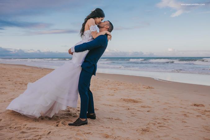 Destination Wedding - Sarah + Wanderley