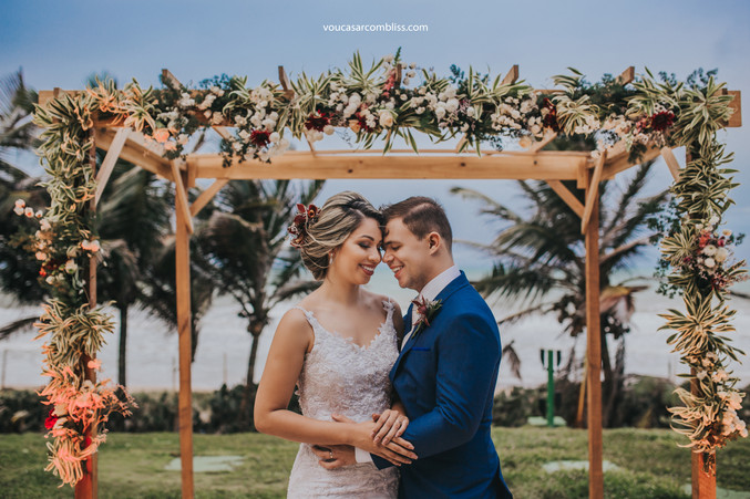 Casamento - Pollyana + Bruno