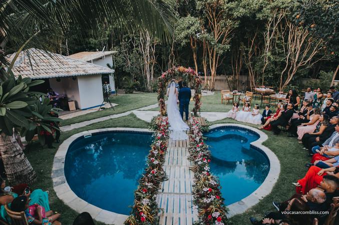 Casamento - Carol + Ruan