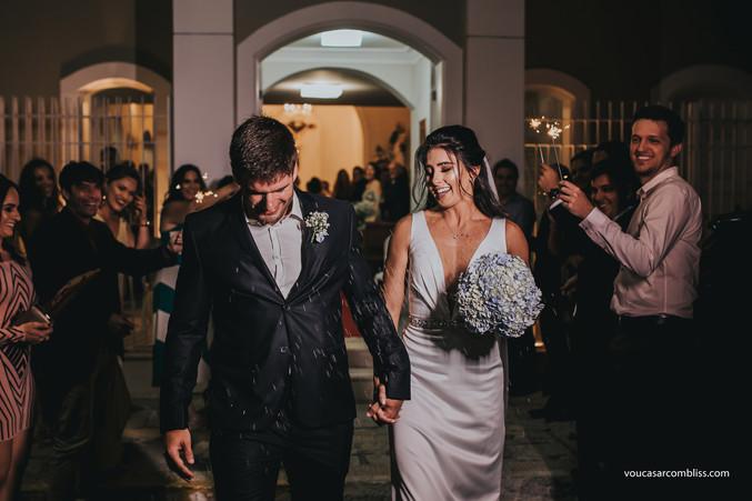 Mini Wedding - Luize + Fabian