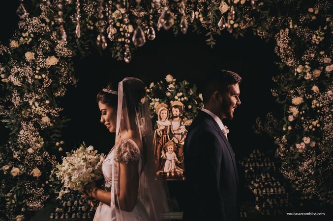 Casamento - Anne + Bruno
