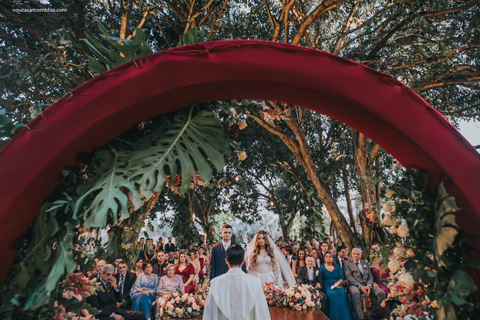 Casamento - Mariana + Felipe
