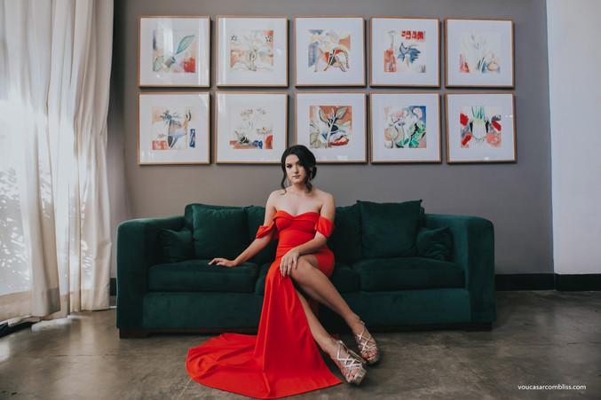 Ensaio 15 anos - Maria Fernanda