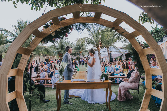 Casamento - Katiane + Mairson