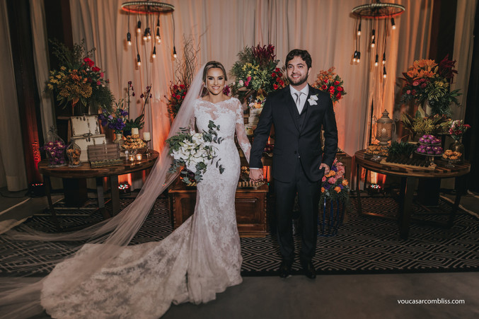 Casamento - Marília + Thiago