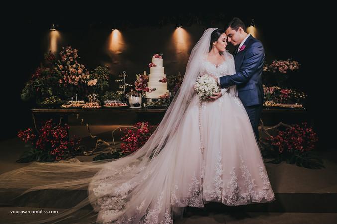 Casamento - Sarah + Marcel