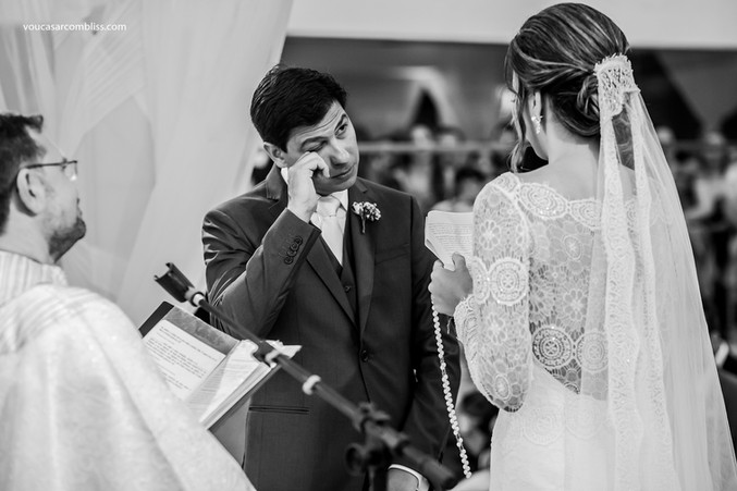 Casamento - Carla + Bruno