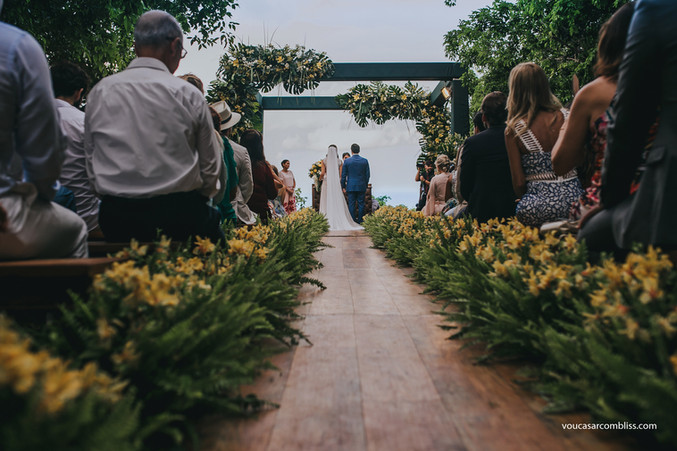 Destination Wedding - Natalia + Alex
