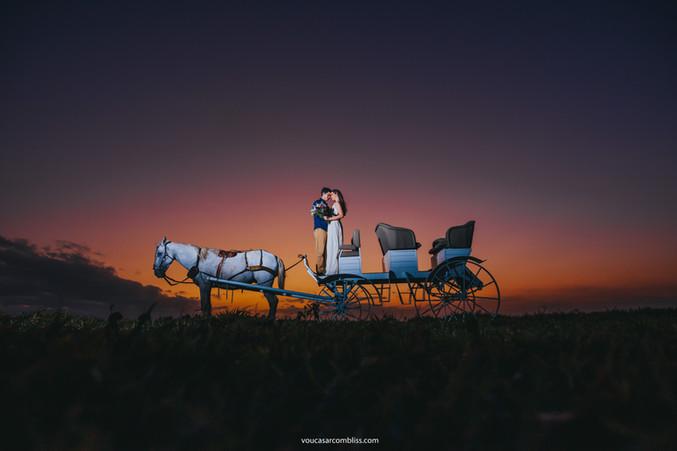 Ensaio - Leticia + Diógenes