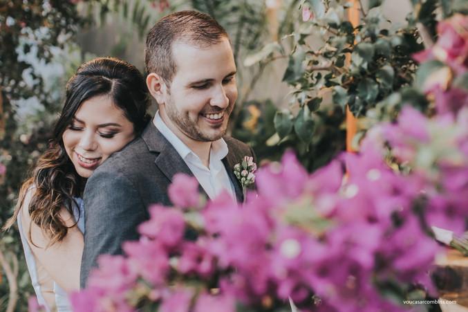 Mini wedding - Thaisa + Jhelton
