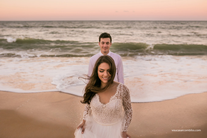 Trash the Dress - Karol e Hugo