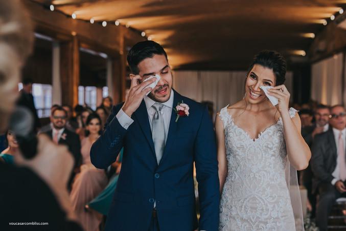 Casamento - Larissa + Diego